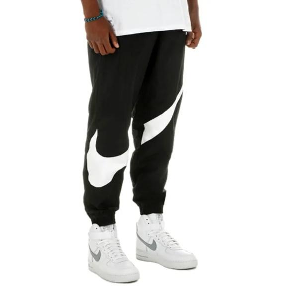 Nike Sportswear Big Swoosh Woven Pants Mens Sizes
